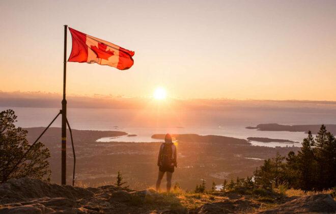 Mount Benson Nanaimo, BC